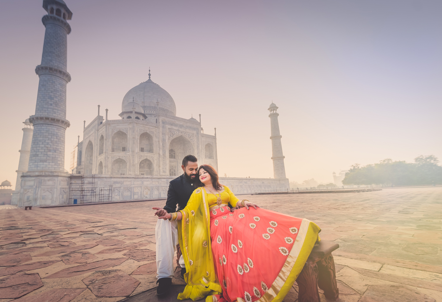 Top 7 pre wedding photo shoot locations in india for Places for photo shoots