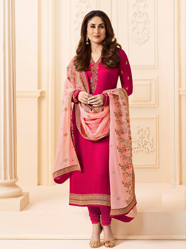 Top-Three-Traditional-Indian-Clothing-Salwar-Kameez