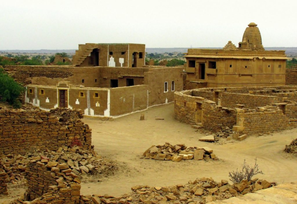 The-Most-Mysterious-Places-in-India-Kuldhara-Village-Rajasthan-2