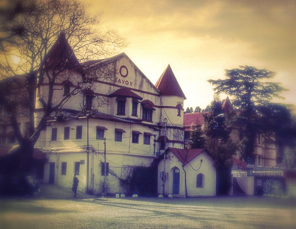 The-Most-Mysterious-Places-in-India-Savoy-hotel-Mussoorie