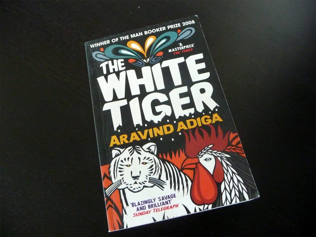 Booker-Prize-Nominated-Books-from-Indian-Authors---Aravind-Adiga,-The-White-Tiger