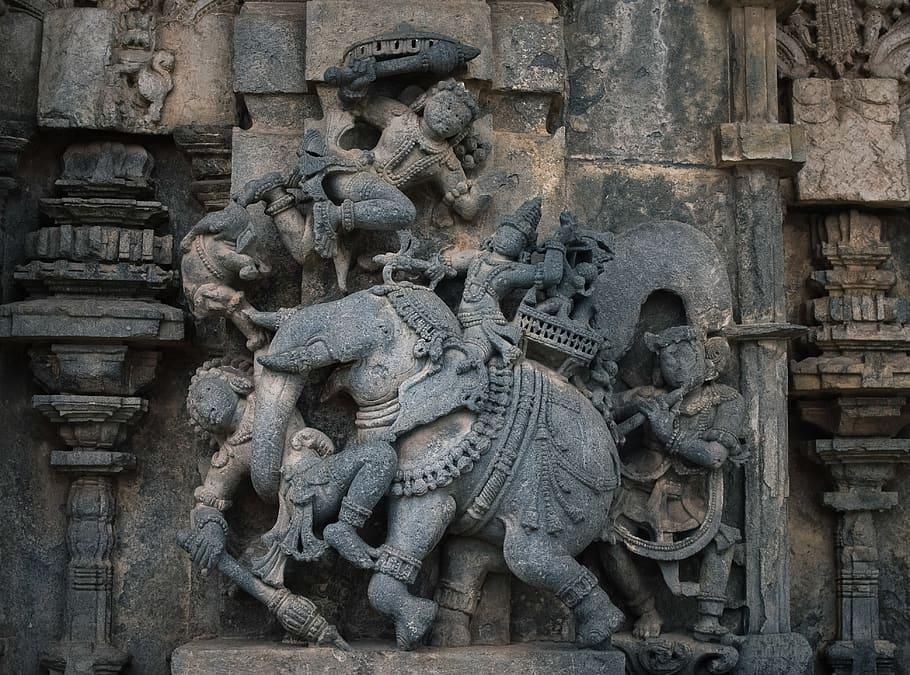 South Indian Cultural Tour Belur Temple