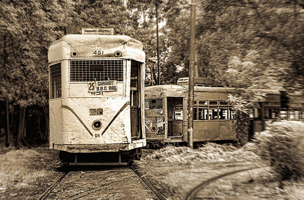 Streets-of-Kolkata-Tram