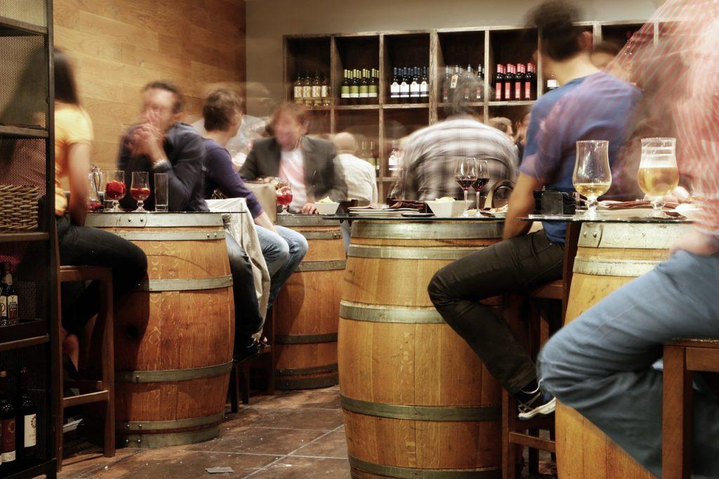 Destinations-Where-You-Can-Unwind-and-Rejuvenate,-Local-Bar-Spain