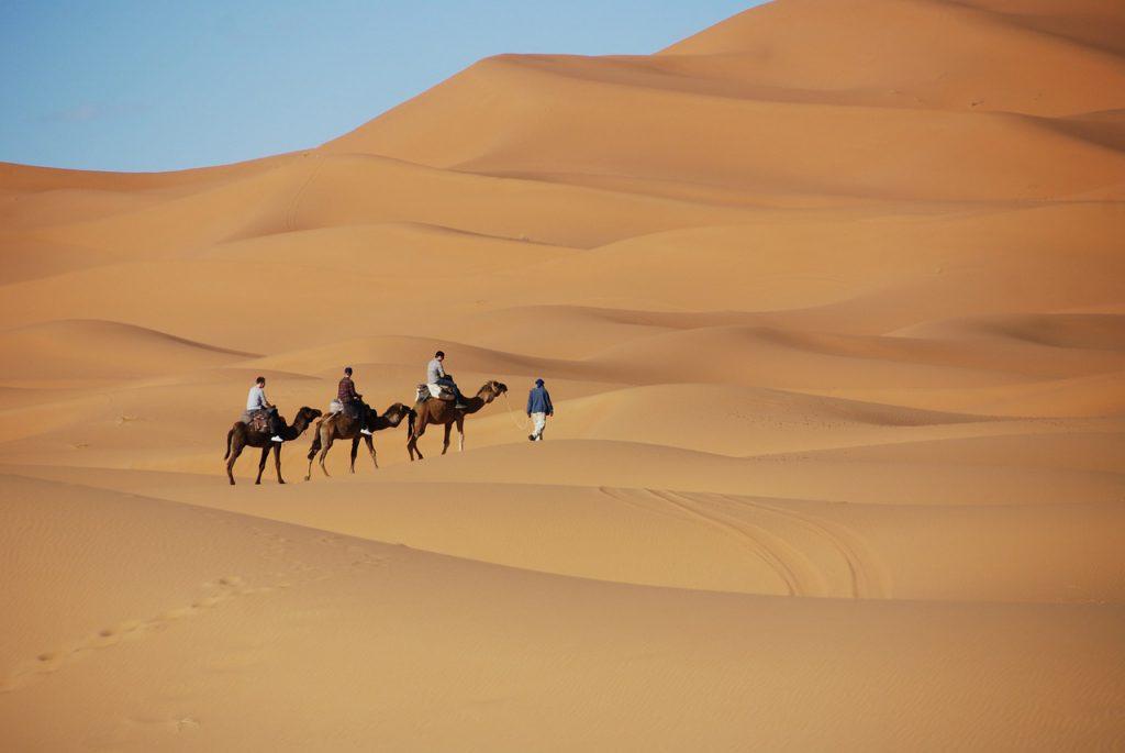 Destinations-Where-You-Can-Unwind-and-Rejuvenate,-Morocco
