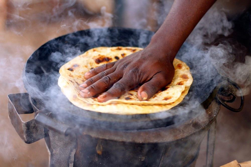 Chapati-History