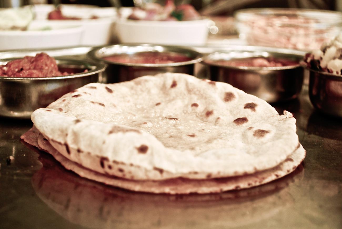 Chapati-common-food