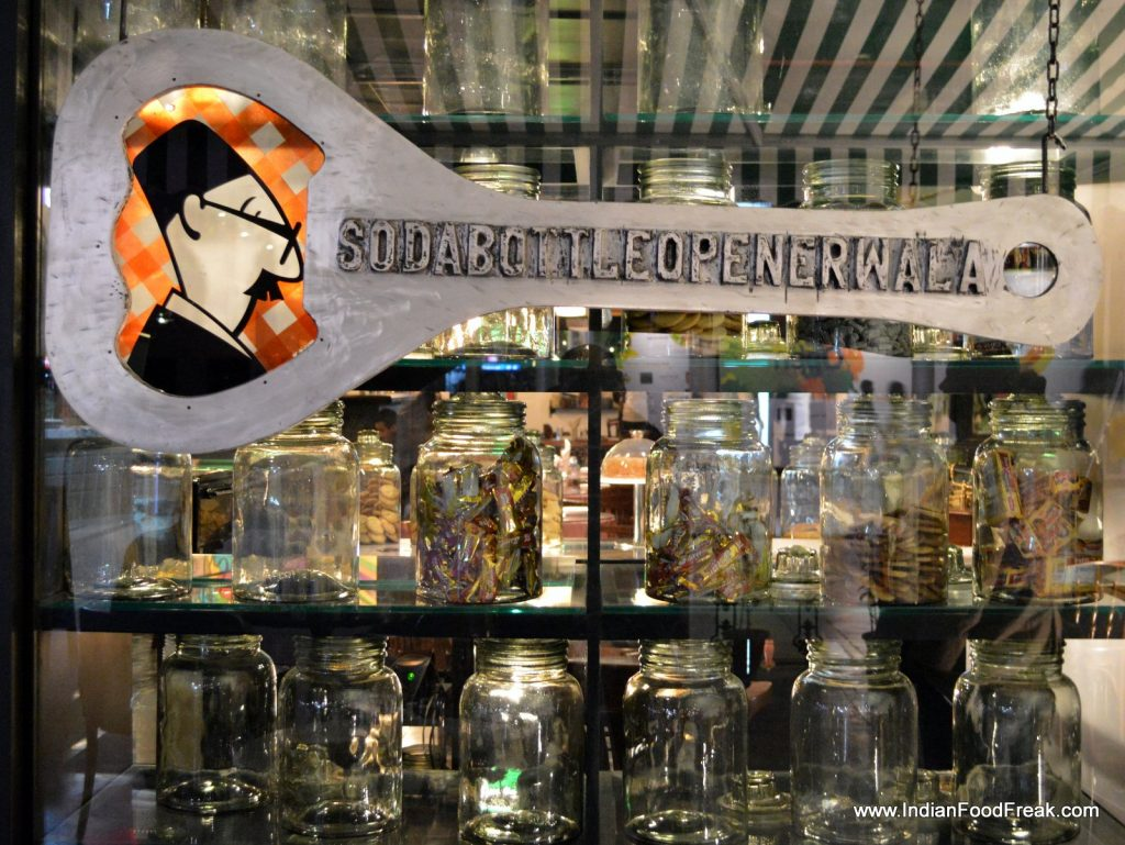 SodaBottleOpenerWala- A quirky cafe on the block