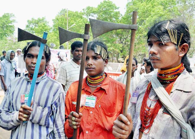 Dongria Kondh Tribe
