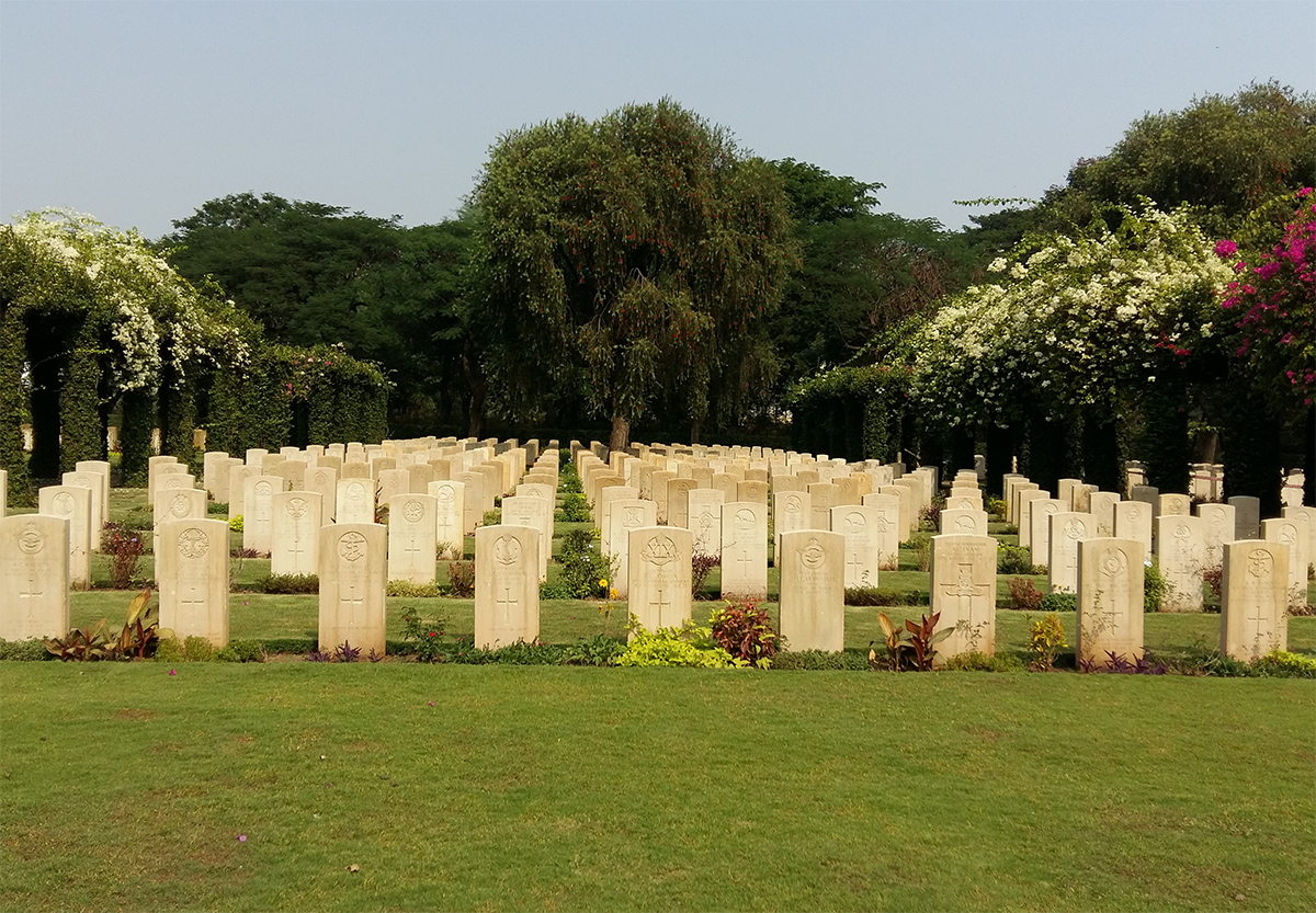 Hidden Gem of Pune - Kirkee War Cemetry