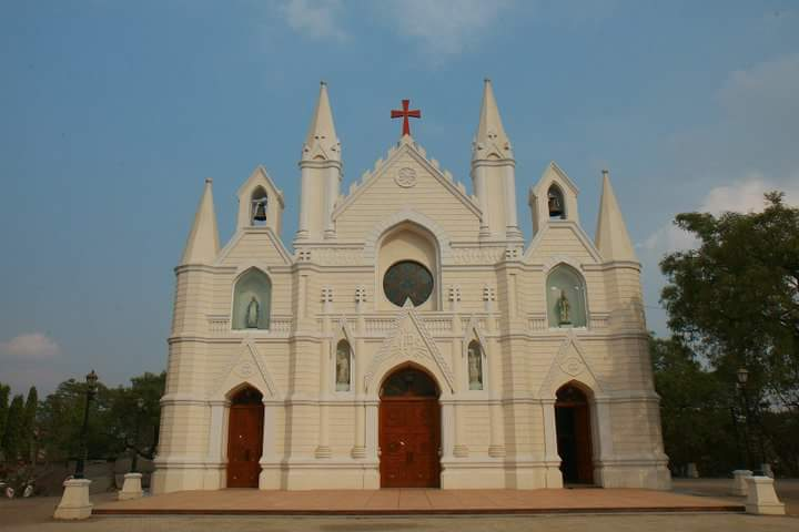 St. Patrick's Cathedral - Pune