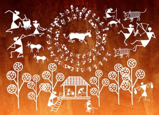 Warli-Folk-Art-form-of-India-1