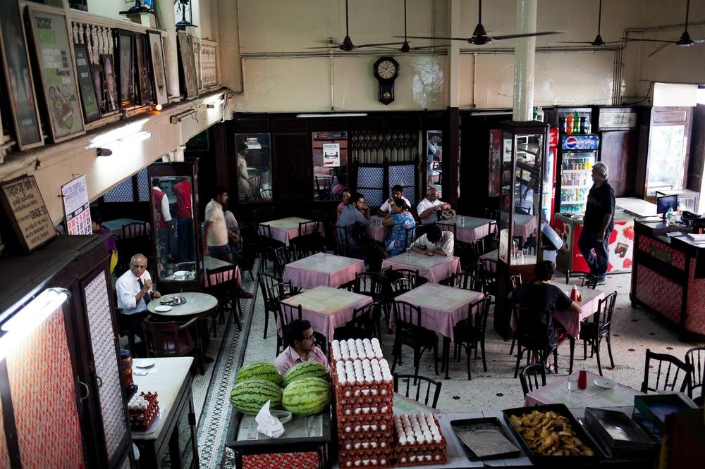Kyani & Co- The quintessential Parsi Café