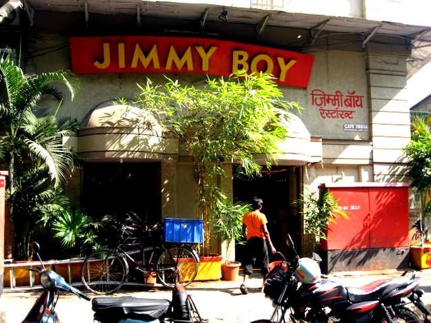 Jimmy Boy, Mumbai