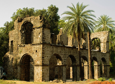 Day Trip to Vasai Fort