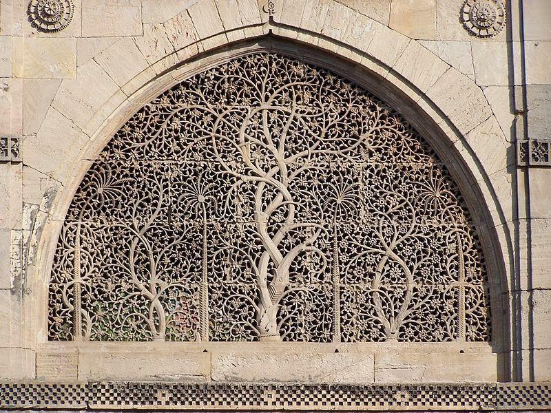 Sidi Saiyyed Mosque, Ahmedabad