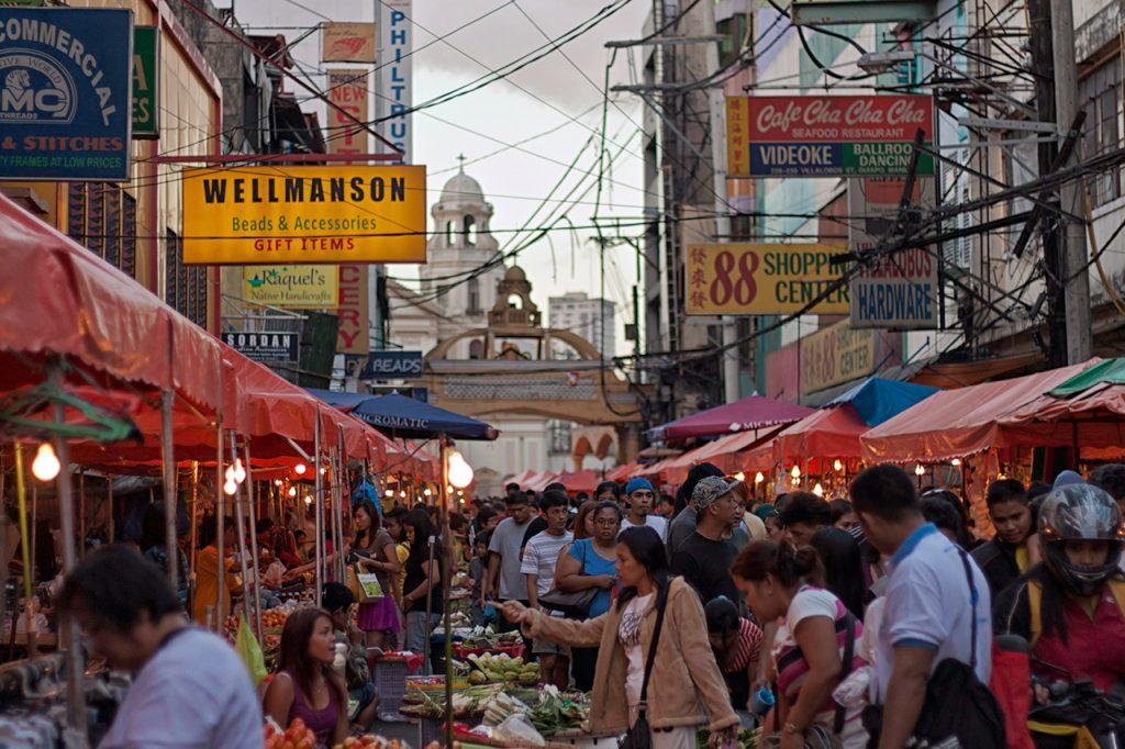 Chinatown-Manila