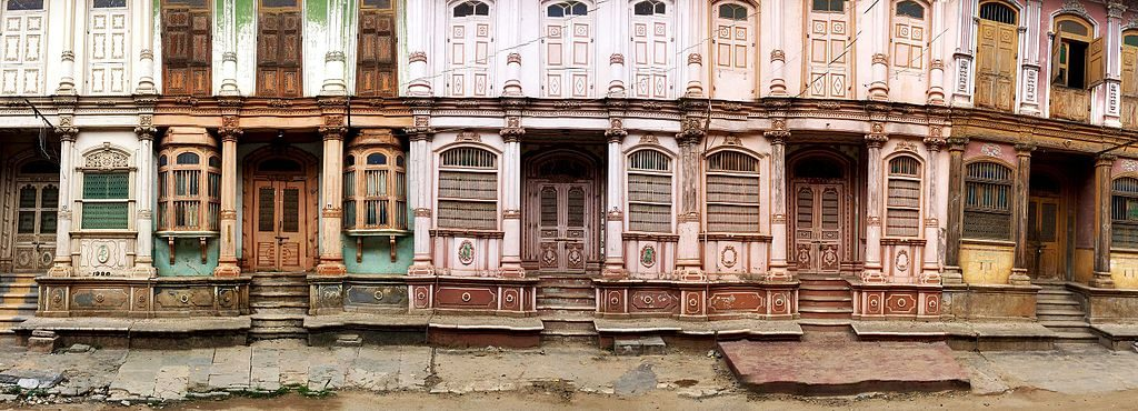 Homes-of-North-India-Bohri-homes-of-Sidhpur