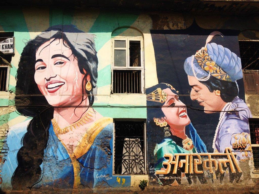 Bandra Street Art, Mumbai