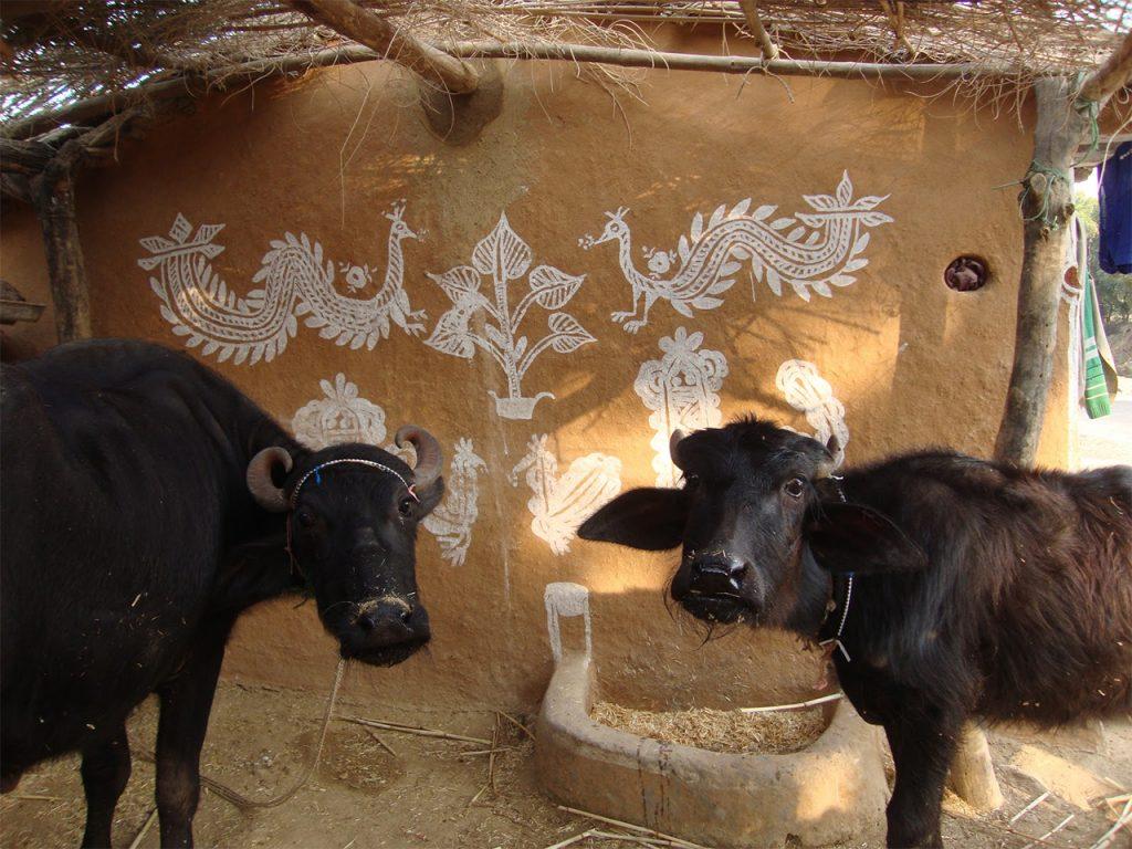 Indian-Folk-Art---Mandana-Paintings-03
