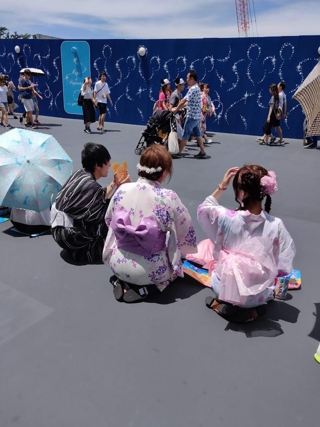 yukatas tokyo disneyland