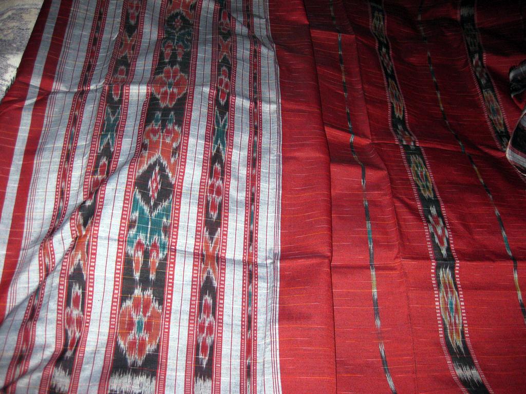 Indian Handloom-Ikat