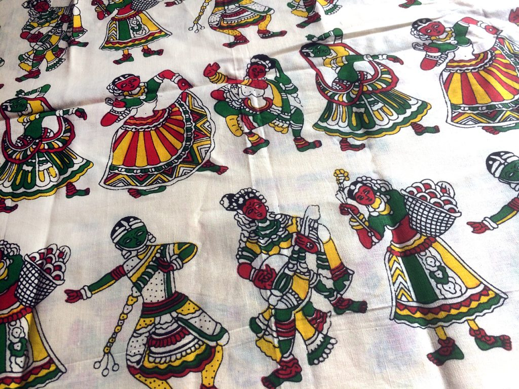 Fabric-Arts-of-India-Kalamkari