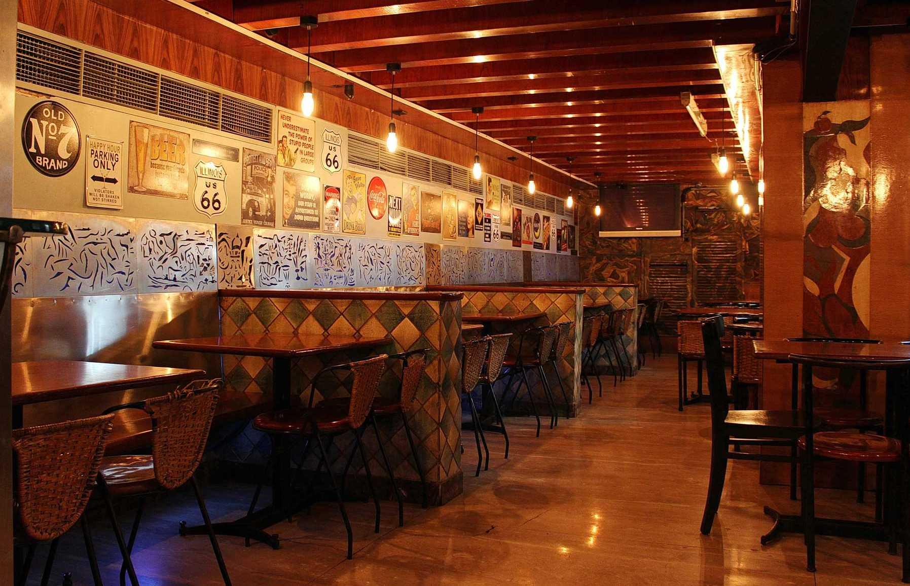 Leopold Café, Mumbai