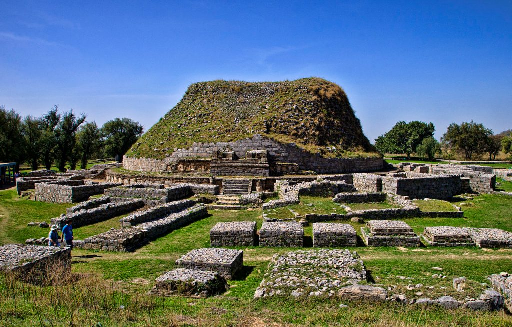 Ruins-of-Taxila