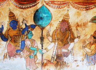 Tanjore-Paintings