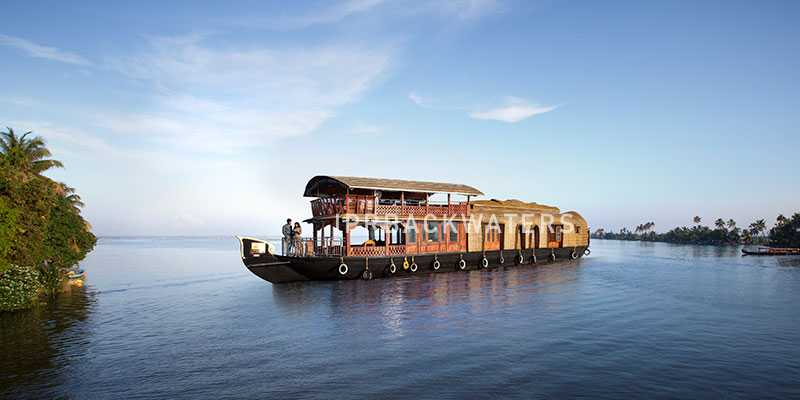 IPR Backwaters – Best Alleppey Houseboat Packages