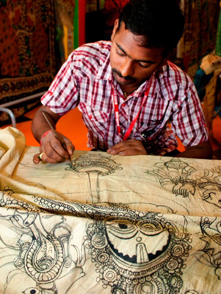Facts about Kalamkari