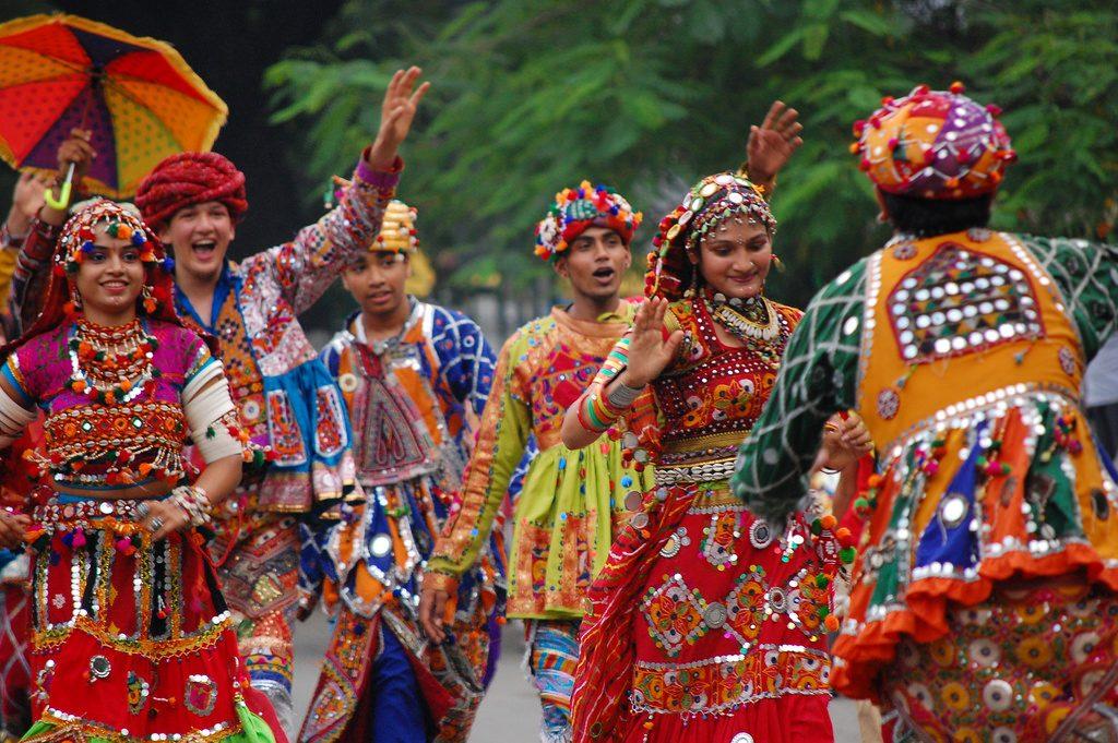 Gujarati Traditional Dance
