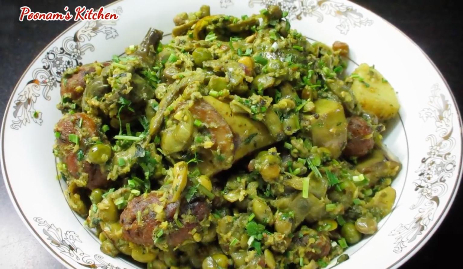 Indian-Winter-food-Undhiyu