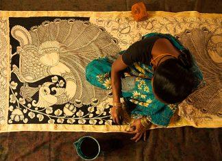 Kalamkari Art