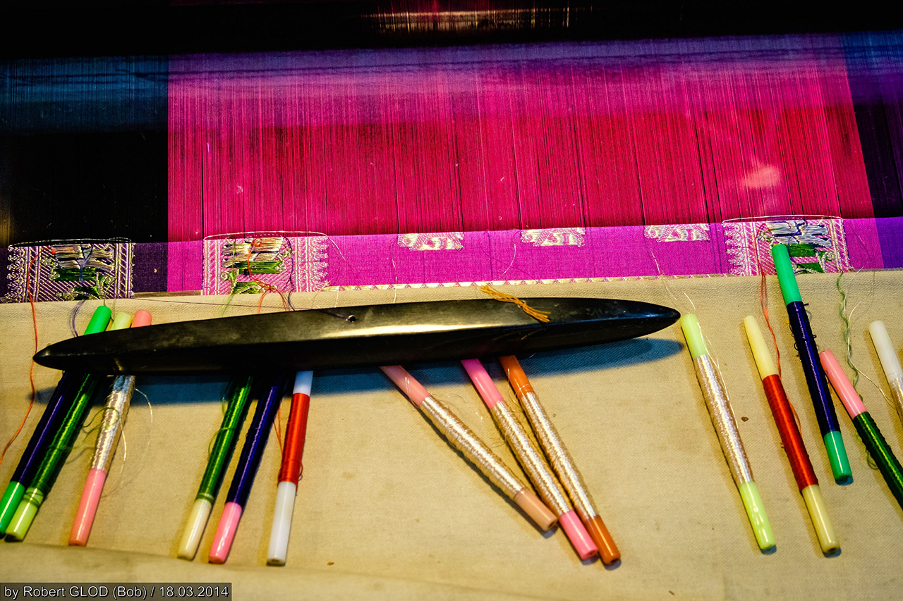 Banarasi-Saree-weaving