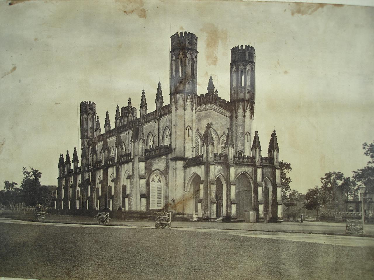 Fort William Church Kolkata,1866