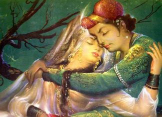 Salim-Anarkali_love