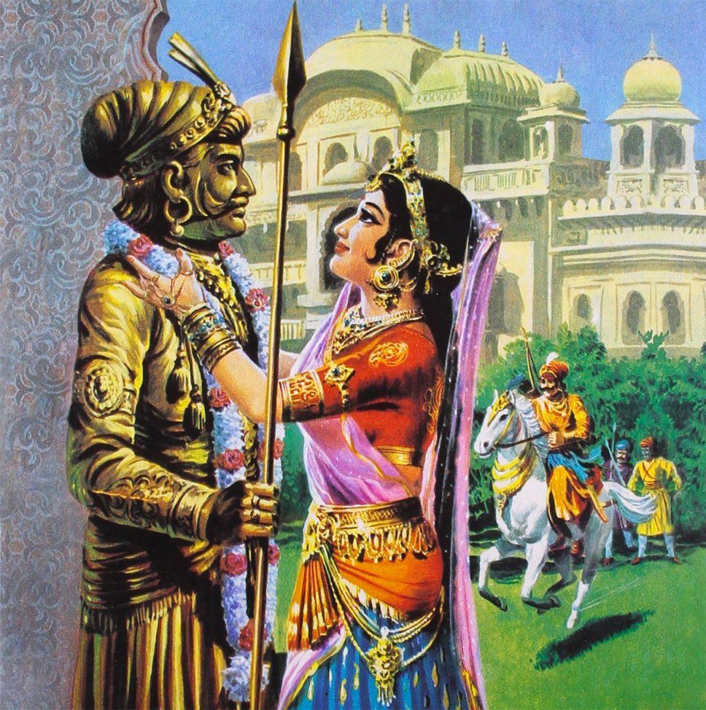 Samyukta-&-Prithviraaj-Love-Story01