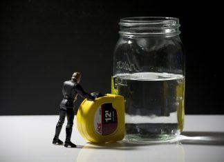 liquid level measure