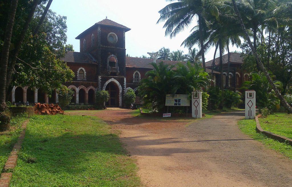 The Royal Palace of Sawantwadi