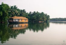 Valiyaparamba-Backwaters