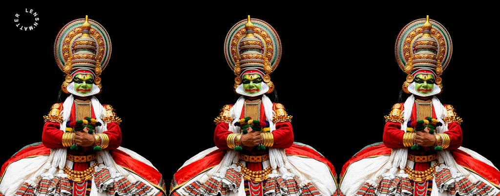 Traditional-Costumes-of-Indian-Classical--Dances-Kathakali