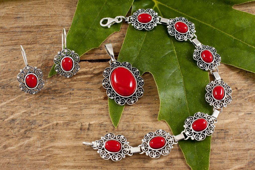Jewellery for Your Mother-Coral