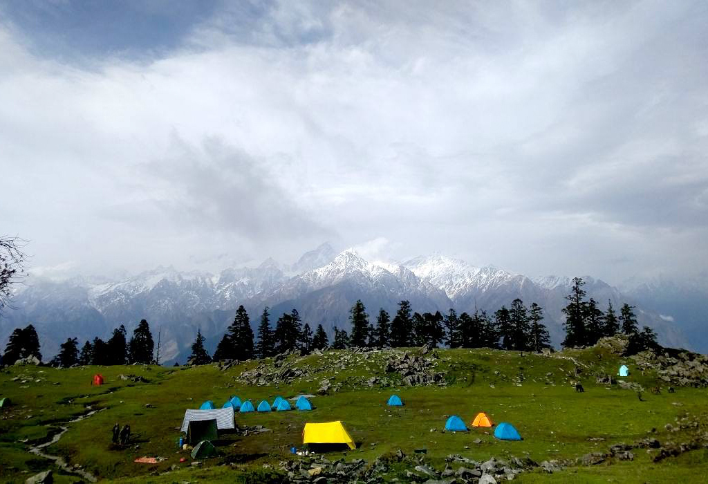 Pangarchulla Trek – Trek in Uttarakhand | Trekveda