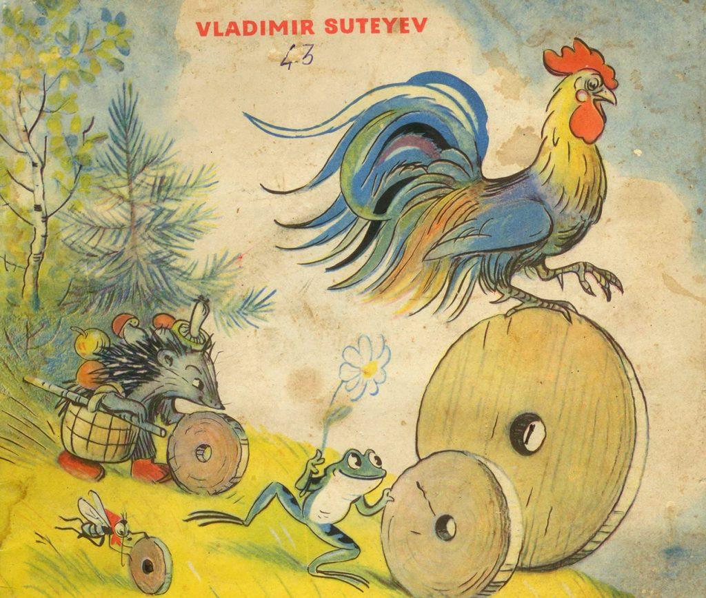 Soviet-books-for-children