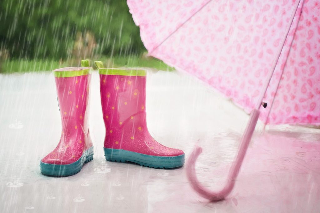 Tips for Rainy Day