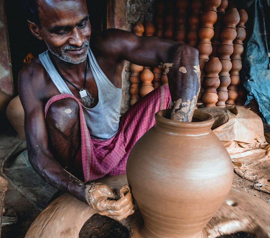 Indian-Pottery