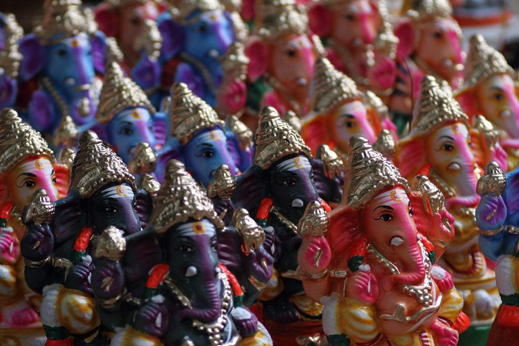 Monsoon-Festivals-in-India-Ganesh Chaturthi