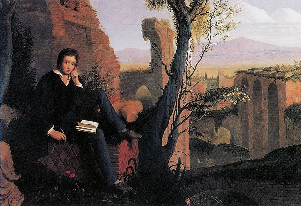 Ode to the West Wind by Percy Shelley